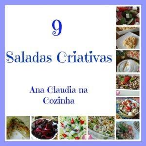 receitas de saladas criativas e saudáveis