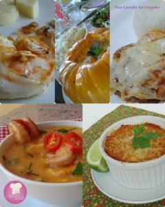 receitas de peixes e frutos do mar