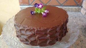 bolo molhadão chocolatudo