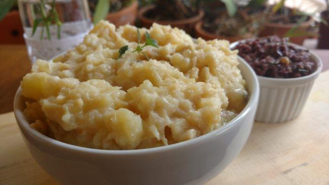brandade de bacalhau com batatas