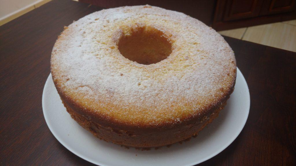 bolo de milho verde fácil